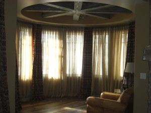 Room Dividing Drapery For Commercial